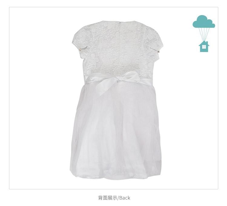 女童无袖时尚可爱公主礼裙 962224601