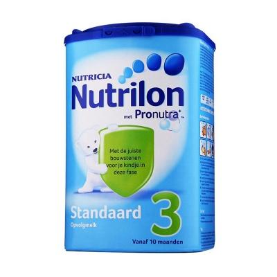 正品牛栏Nutrilon 奶粉3段